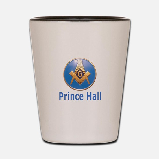 Prince Hall Shot Glass