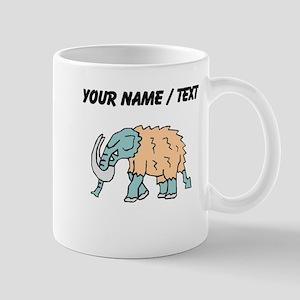 Woolly Mammoth (Custom) Mugs