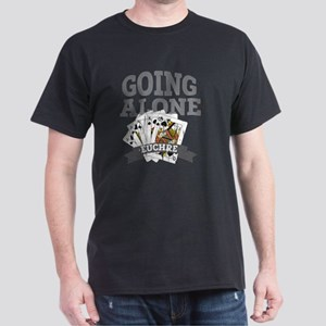 Euchre: Going Alone T-Shirt