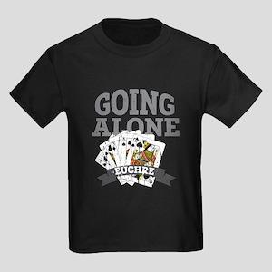 Euchre: Going Alone T-Shirt