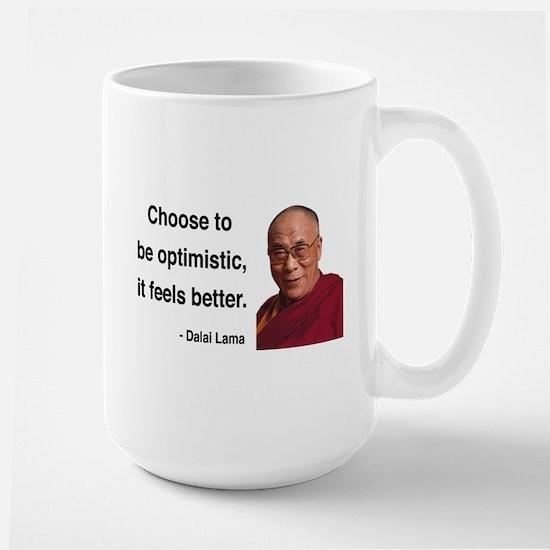Dalai Lama 6 Large Mug