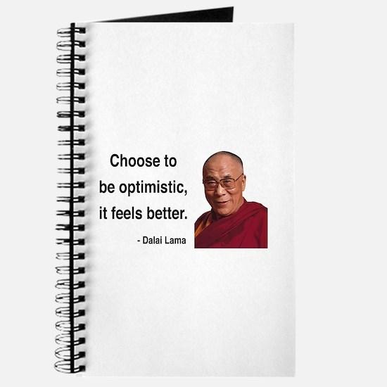 Dalai Lama 6 Journal