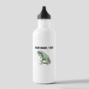 Tyrannosaurus Rex (Custom) Water Bottle