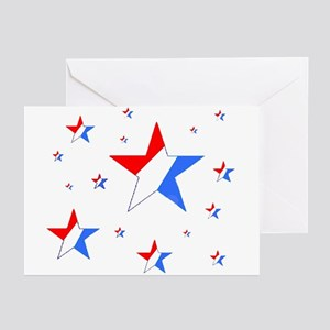 STARS Greeting Cards (Pk of 10)