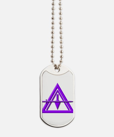York Rite Council Dog Tags