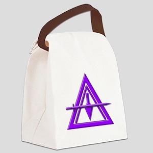York Rite Council Canvas Lunch Bag