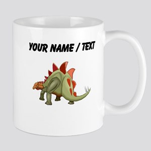 Stegosaurus (Custom) Mugs