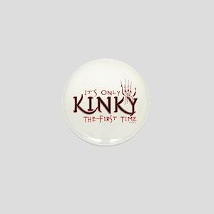 Kinky Mini Button