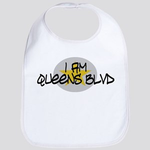 I am Queens Blvd 2 - Gold Bib