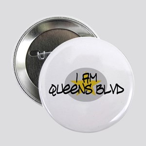 I am Queens Blvd 2 - Gold Button