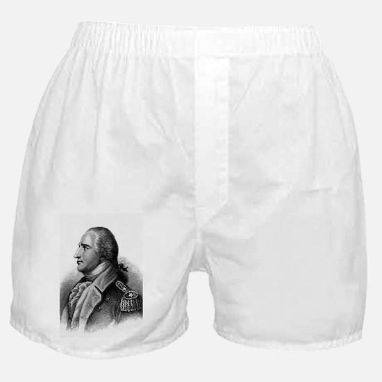 benedict arnold Boxer Shorts