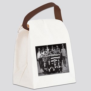 code talkers Canvas Lunch Bag