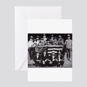 code talkers Greeting Cards