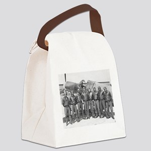 tuskegee airmen Canvas Lunch Bag