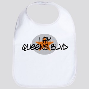 I am Queens Blvd 2 - Orange Bib
