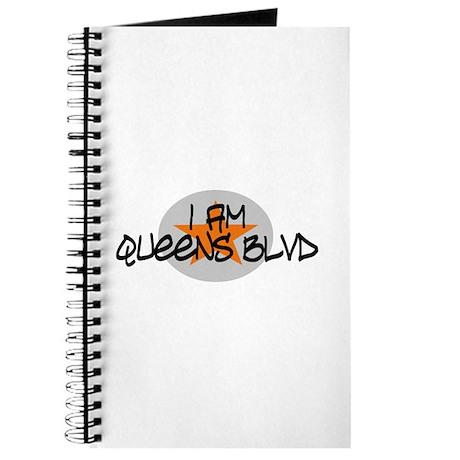 I am Queens Blvd 2 - Orange Journal