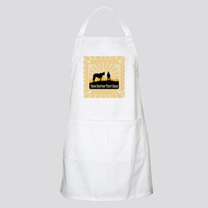 Personalized Western Apron