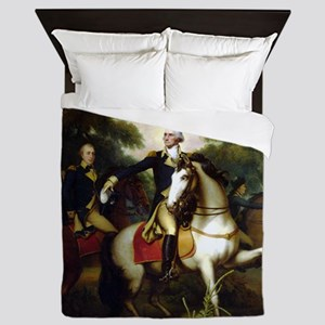 george washington Queen Duvet