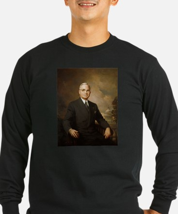 harry truman Long Sleeve T-Shirt