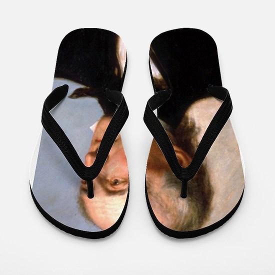 john tyler Flip Flops