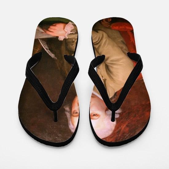 john adams Flip Flops