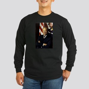 gerald ford Long Sleeve T-Shirt