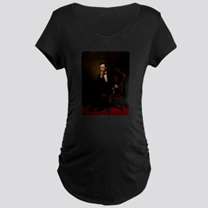 abe lincoln Maternity T-Shirt