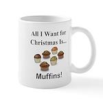 Christmas Muffins Mug