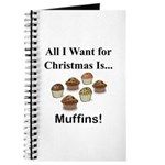 Christmas Muffins Journal