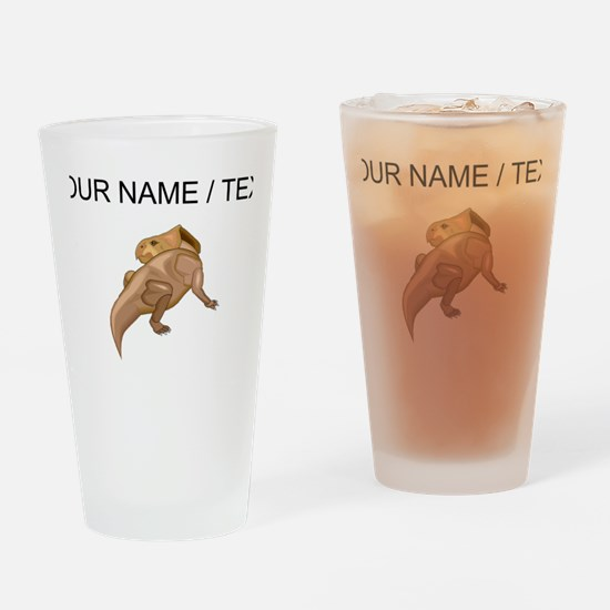 Protoceratops (Custom) Drinking Glass