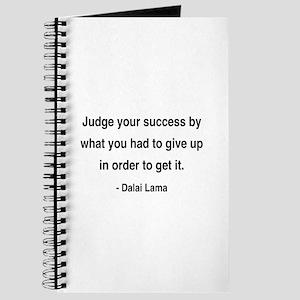 Dalai Lama 8 Journal