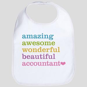 Amazing Accountant Bib