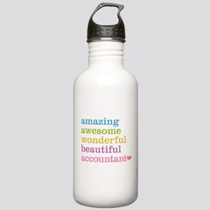 Amazing Accountant Stainless Water Bottle 1.0L