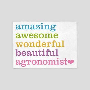 Amazing Agronomist 5'x7'Area Rug