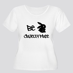 Be Cruelty Free Plus Size T-Shirt