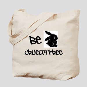 Be Cruelty Free Tote Bag