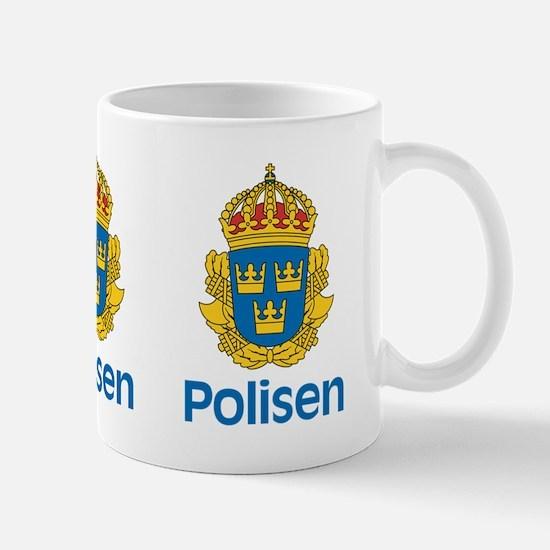 Cute Police inspector Mug