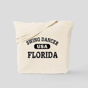 Swing Dancer Florida Tote Bag