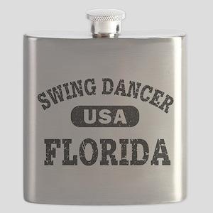 Swing Dancer Florida Flask