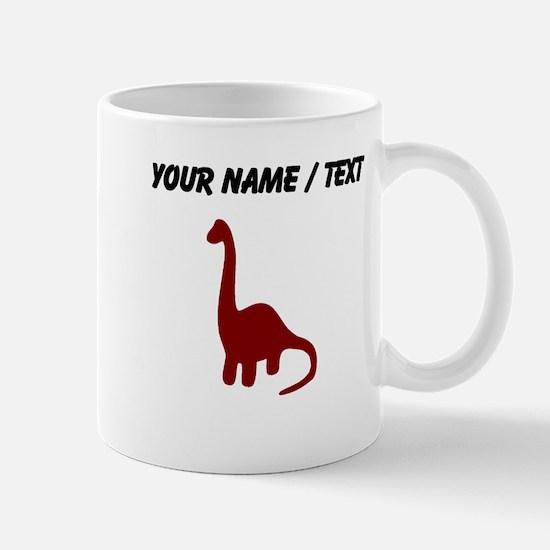 Brontosaurus (Custom) Mugs
