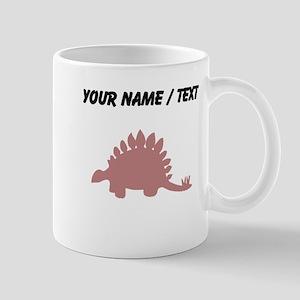 Stegosaurus (Custom) Mugs