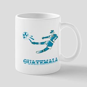 Guatemala Soccer Player Mug