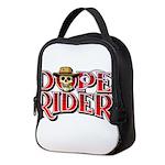 Dope Rider Neoprene Lunch Bag