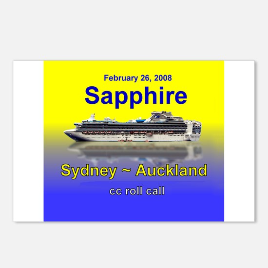 Sapphire Syd - Auckland 2-26-08 - Postcards (Packa