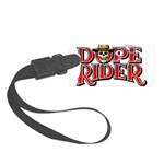 Dope Rider Luggage Tag