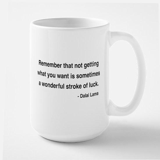 Dalai Lama 9 Large Mug
