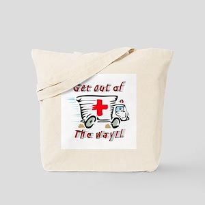 EMT Tote Bag