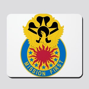 111 Military Intelligence Brigade.psd.pn Mousepad