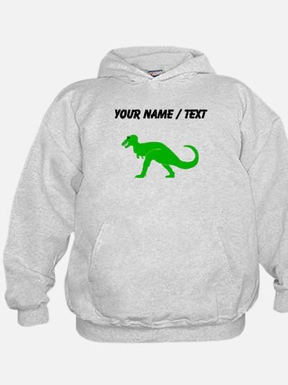 Green T-Rex (Custom) Hoodie