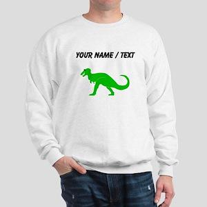 Green T-Rex (Custom) Sweatshirt